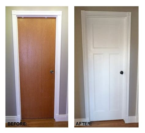 Remodelaholic Best Diy Door Tips Installation Framing How To Install Interior Door