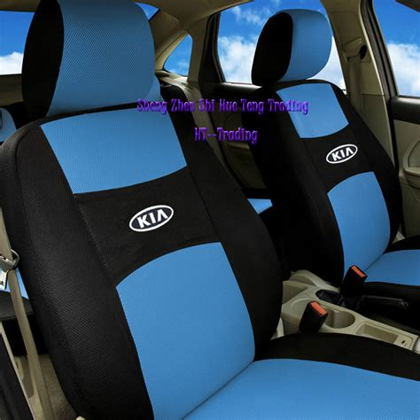 Kia Sorento Car Seat Covers by 2 Front Universal Car Seat Covers For Kia Freddy K2 K3 K4