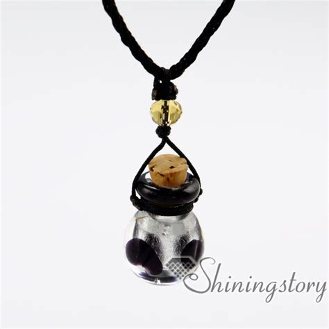 pet urn necklaces necklace vials for ashes cremation