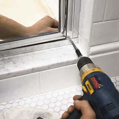 How To Fix A Shower Door Shower Doors Installed In Scottsdale