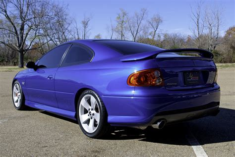 2005 pontiac gto art speed classic car gallery in memphis tn