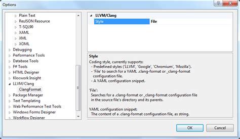format html code in visual studio 2010 matthias kraaz blog highly configurable source code