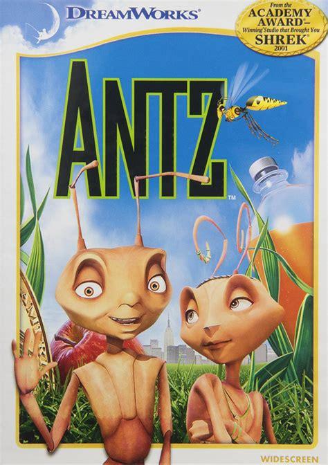 Cartoon Film A To Z   r1 dvd antz dvd 1998 region 1 us import ntsc