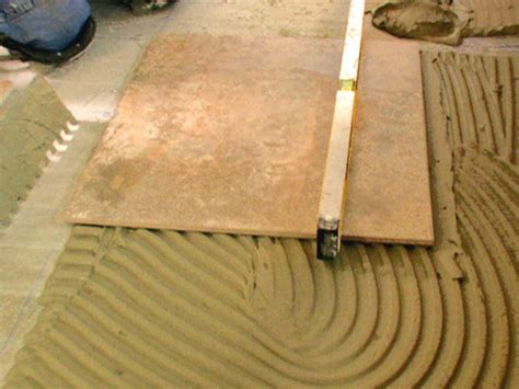 Diy Heated Floor by How To Install A Heated Tile Floor How Tos Diy