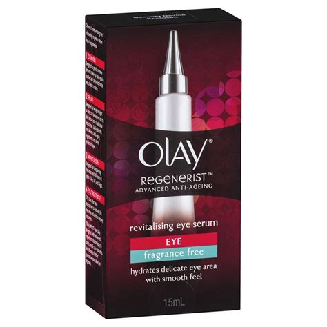 Olay Regenerist Revitalising Eye Serum buy olay regenerist revitalising eye serum fragrance free 15ml at chemist warehouse 174