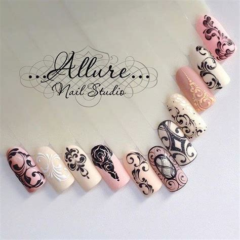 Gelnagels Design by 1000 Ideas About Nail Designs On Glitter