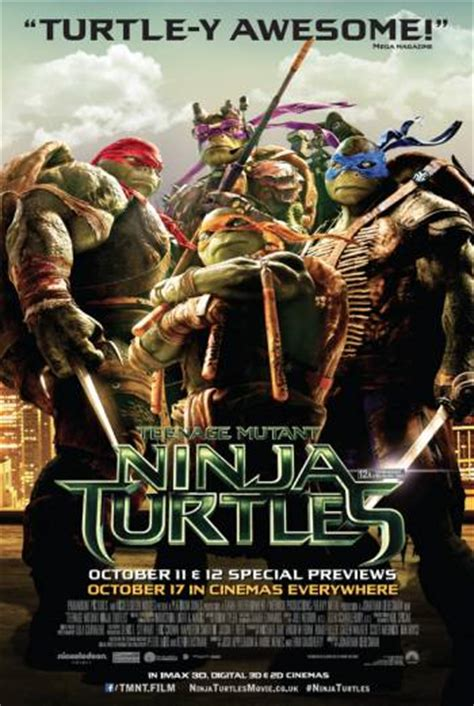 film ninja turtles pour quel age teenage mutant ninja turtles british board of film
