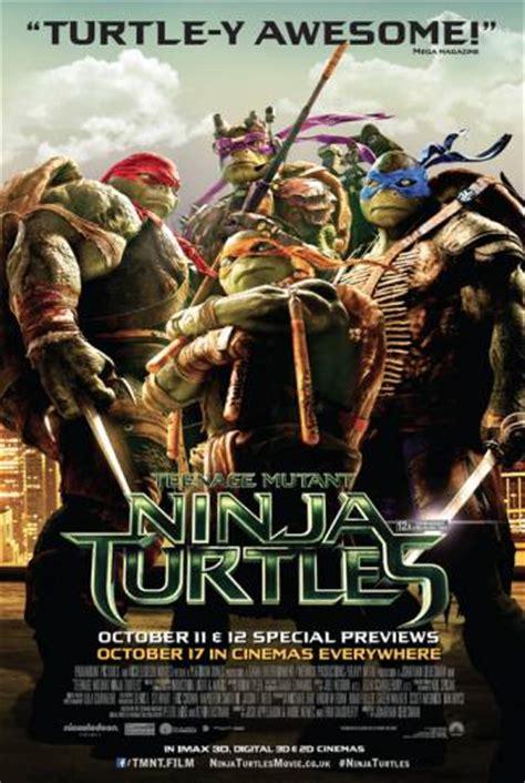 film zolwie ninja 2014 teenage mutant ninja turtles british board of film