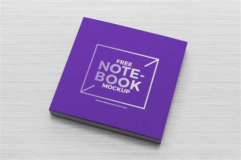 photoshop template notebook free notebook mockup psd template