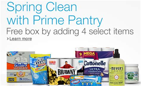 Prime Pantry by Deal Prime Pantry Free Shipping Southern Savers