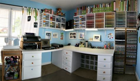 organizing craft rooms it s written on the wall organized and amazing craft