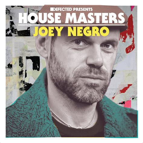british house music artists defected house masters joey negro