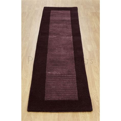 henley rugs henley bordered rug purple
