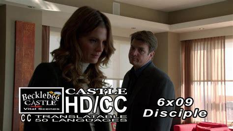 castle 6x09 promo disciple hd season 6 episode 9 youtube castle 6x09 quot disciple quot castle beckett when she s angry hd