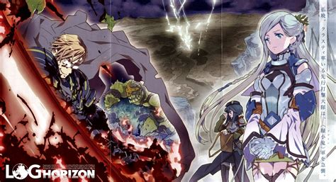 log horizon top 7 animes to in this upcoming fall autumn 2014