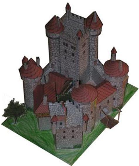 Paper Craft Castle - castle papercraft papercraft paradise papercrafts
