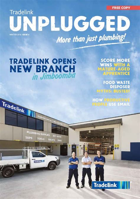 Tradelink Plumbing Supplies by Tradelink Plumbing Centres White Pages 174
