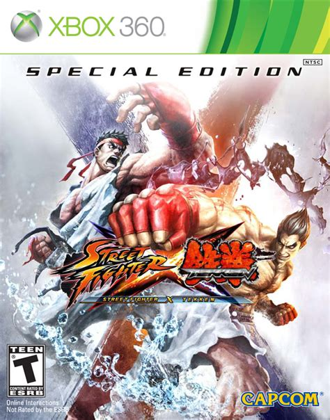 fighter vs tekken capa 2012 cover xbox 360 fighter x tekken box for xbox 360 gamefaqs