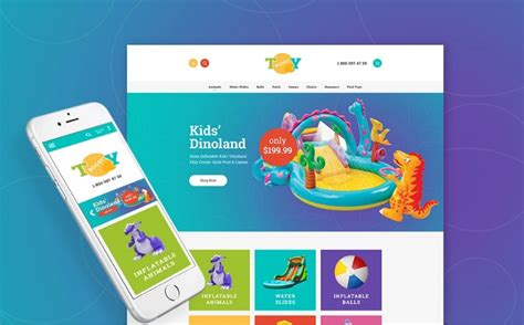 templatemonster toyboost magento 2 theme firebear