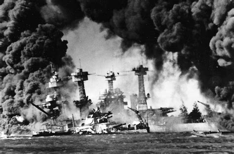 pictures from pearl harbor attack pearl harbor world war ii