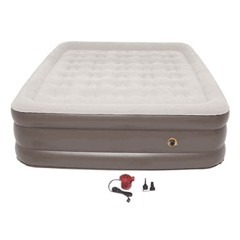 Coleman Air Mattress by Coleman Supportrest Air Mattress 18 120v Cingcomfortably