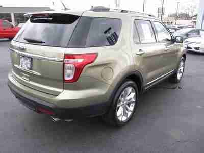 sell used xlt suv 3 5l cd comfort package rear view