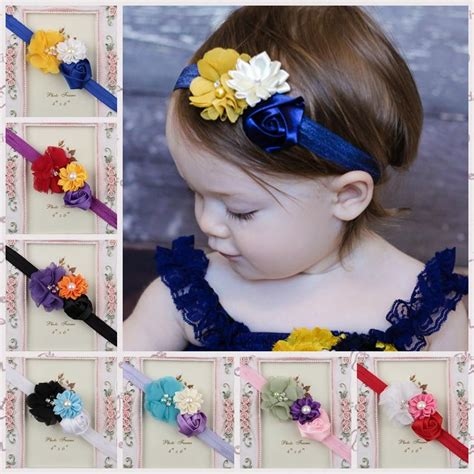 high quality affordable headbands for babies by 2016 cheap high quality shinning elastic lovely