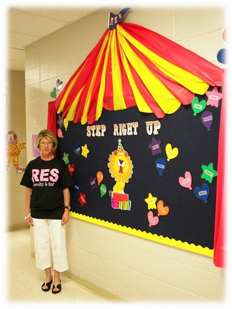 circus theme classroom decorations 25 best ideas about circus bulletin boards on