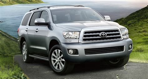 Sequia Toyota 2017 Toyota Sequoia Comes With 45 460 Starting Price