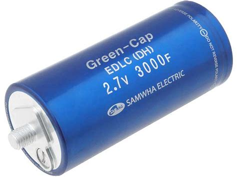 supercapacitor battery advantages and disadvantages of supercapacitors