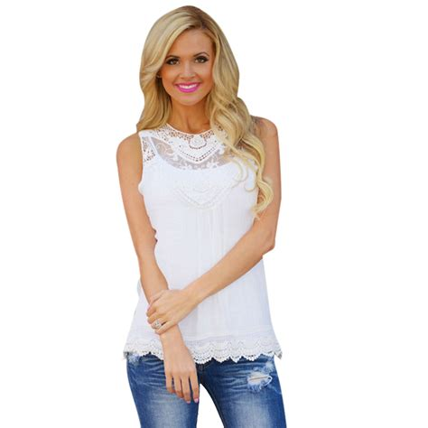 aliexpress tops aliexpress com buy women summer lace shirt 2016 cotton