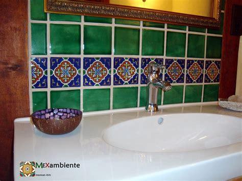 badezimmer im mexikanischen stil marokkanische fliesen f 252 r s 252 dliches flair im badezimmer