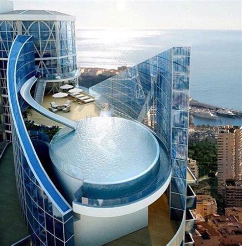Tour Odeon Apartment Amazing Apartment In Monaco Skyscraper Has Its Own