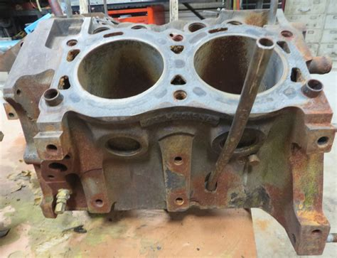 engine ford newholland fo  engine block  tmna  cyl gas