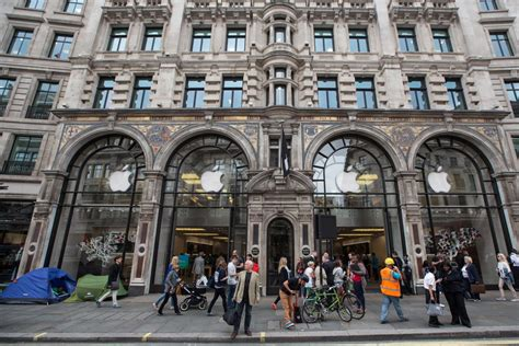 apple london apple to refresh it s tired and outdated regent street
