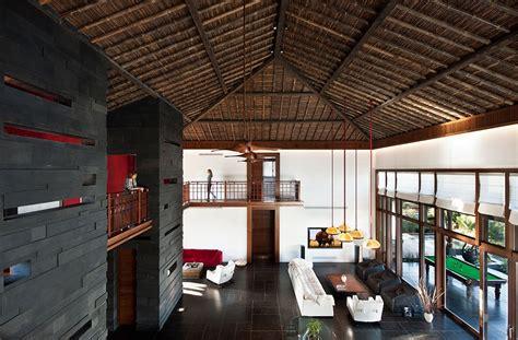 bamboo ceiling interior design ideas