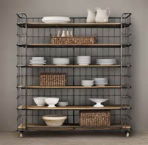 Rolling Bakers Rack The Gallery For Gt Modern Stop Design