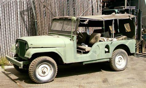 jeep m170 m170 willys jeep ser 10549 radio jeep calif