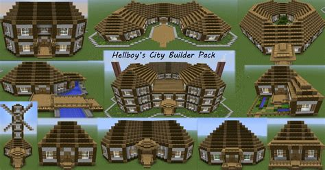 City Builder Minecraft Project Minecraft Windmill Farm