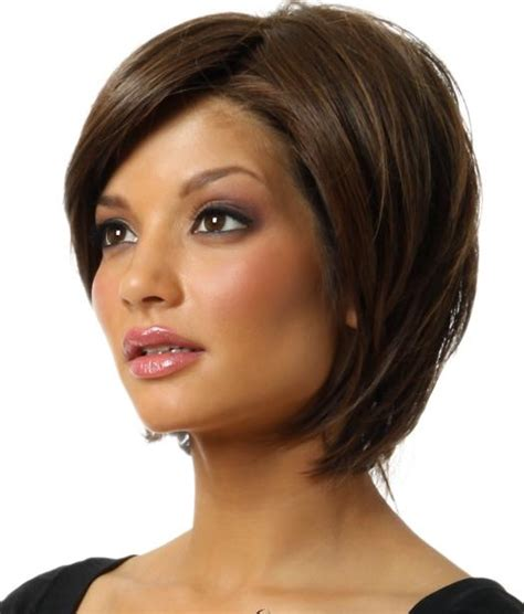 pictures of african american brown hair wigs short straight brown full bang african american wigs