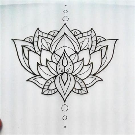 tribal lotus flower tattoo tribal lotus flower tattoos search lotus