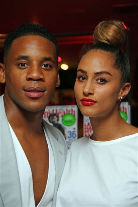 Cocktail Party Themes - reggie yates and girlfriend maketh the man mens fashion lifestyle and grooming blog