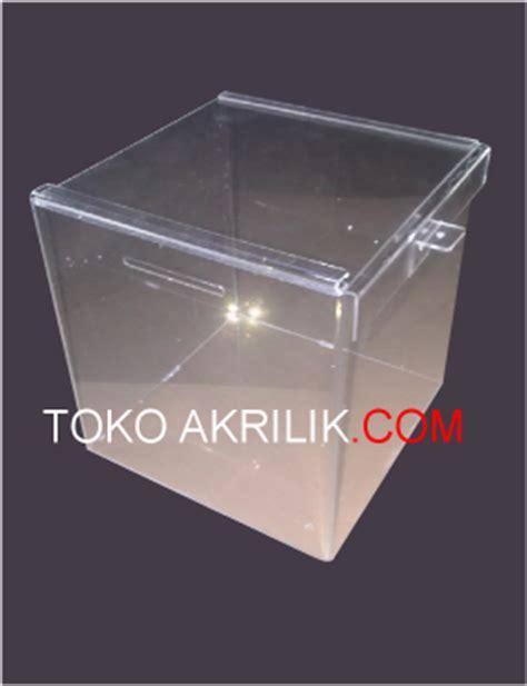 Jual Cermin Lembaran category boxs acrylic akrilik acrylic display harga