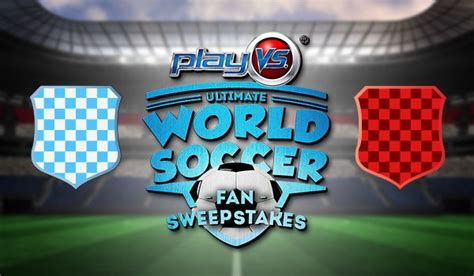 Soccer Sweepstakes - win the ultimate world soccer fan sweepstakes play vs wants you in nyc