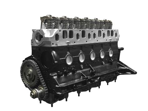 Jeep 4 7 Stroker Kit Titan Hyper 4 7 Jeep Stroker Engine W High Flow Edelbrock