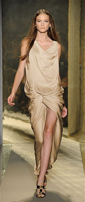 Donna Karan Gold by Summer Collection From Donna Karan Fashion Wear