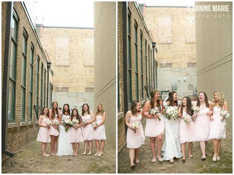Bridesmaid Dresses Duluth Mn - clyde iron works wedding joe jeannine