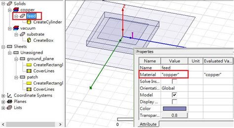 tutorial antenna web design hfss tutorial modelling a patch antenna youtube