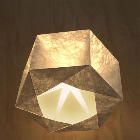 origami light fixture 17 best images about diy light fixtures on