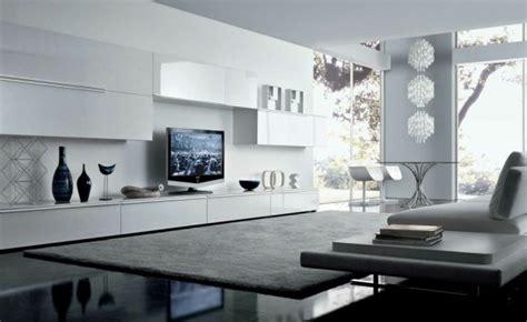 Livingroom Couch wohnzimmer in wei 223 33 geniale ideen archzine net